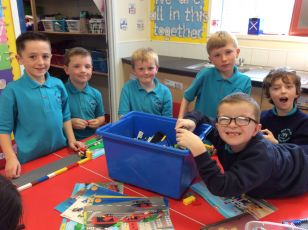 Making Memories in Primary 4
