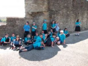 Primary 5 and 6 trip to Derry