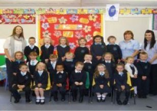 Our First Week in Primary One!