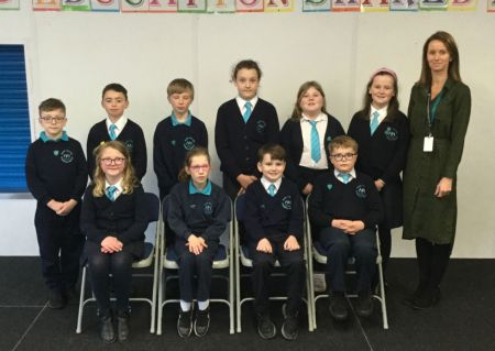 Joanne O'Donnell - Acting Principal with School Council
